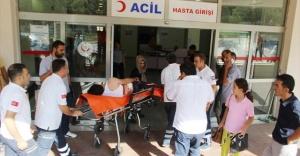Urfa'da cinnet: 1 ölü, 1 yaralı