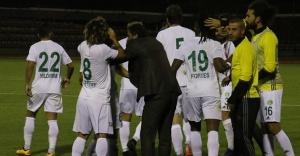 Urfaspor'da gözler Giresun maçına çevrildi