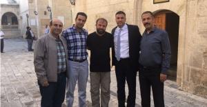 15 Temmuz kahramanları Urfa'yı gezdi