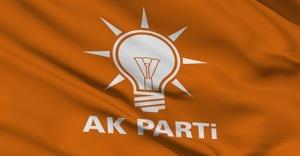 AK Parti Urfa Teşkilatında deprem...