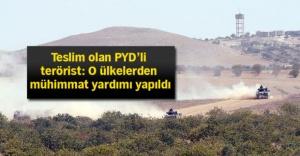PYD, petrolü ABD'ye satıyor