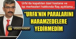 Selim Bağlı, Urfa#039;da içini...
