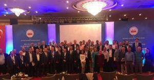 106 Başkan Urfa'da buluştu...