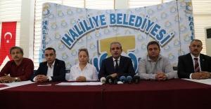 Demirkol: 106 belediyeyi Urfa'da ağırlayacağız