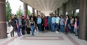 Hilvan Belediyesi'nden Üniversite Adayları Teşvik Gezisi