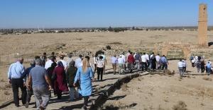 JKBB üyelerine Urfa gezisi