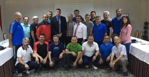 Urfa'da karate imtihanı düzenlenecek