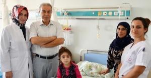 Urfa'da kritik ameliyat başarıyla sonuçlandı