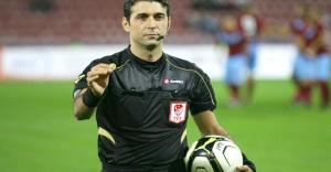 Urfaspor maçına İzmirli hakem…