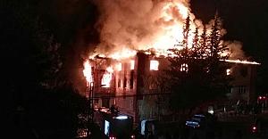 Aladağ'daki yangında kahreden detay...