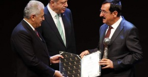 Cumhurbaşkanı'ndan Urfalı ozanlara ödül...