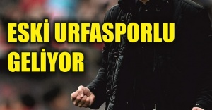 İşte Urfaspor'un yeni hocası…