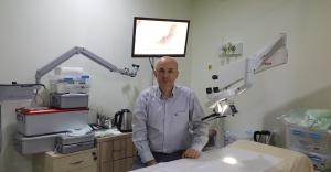 KBB Uzmanı İmran Şan, Meydan Hastanesinde...