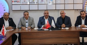 Urfa için büyük toplantı 19 Kasım'da...