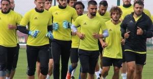 Urfaspor, Denizlispor maçına hazırlanıyor
