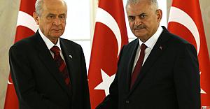 AK Parti ve MHP anlaştı...
