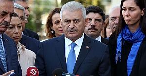 Başbakan Yıldırım, hain saldırının failini açıkladı