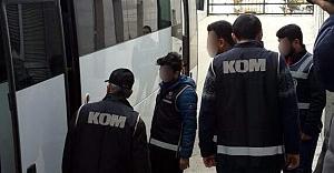 FETÖ mensubu 7 kişi tutuklandı