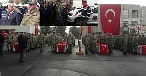 Jandarma'da K-D'lerin heyecanı vardı....