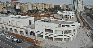 Novada AVM açılmadan mühürlendi