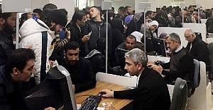 Nüfus Müdürlüğü'nde Suriyeli yoğunluğu