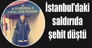 Şehit polislerden biri Urfalı...