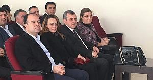 Urfa'da konuşan Karahan önemli mesajlar verdi. ..