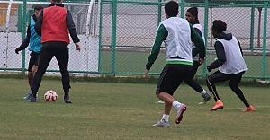 Urfaspor, Gaziantepspor'a karşı...