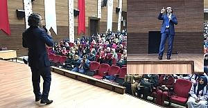 2 ay süren seminerin finali yapıldı