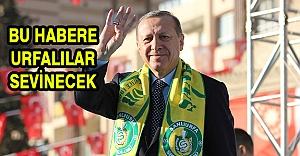 Cumhurbaşkanı Erdoğan#039;dan Urfa...