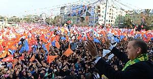 Erdoğan#039;ın Urfa ziyareti ile...