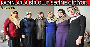 Urfa'da, film gibi seçim olacak…