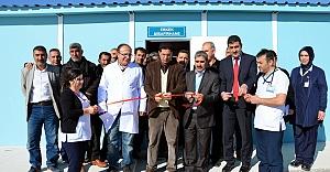 Harran'da açıldı