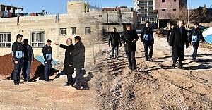 Hilvan Belediyesi'nde Bahar Hazırlığı