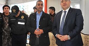 Tipioğlu Halep'e yardım elini uzattı