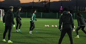 Urfaspor, Elazığ maçına hazırlanıyor