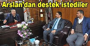 AK Parti Eyyübiye Teşkilatı çalışmalara start verdi