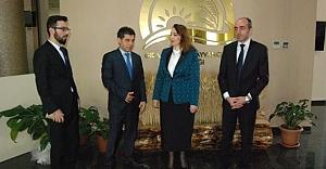 Atasoy yatırımcıları Urfa'ya davet etti