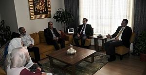 Baydilli'den 15 Temmuz şehidinin ailesine ziyaret