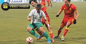 İşte Urfaspor-Göztepe maçının özeti...