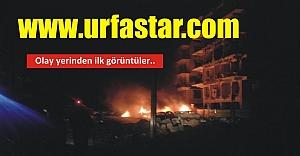 Son dakika.. Viranşehir#039;de bombalı...