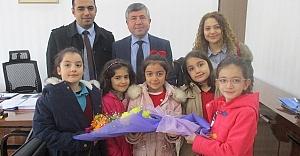 Urfa'da 129 öğrenciye bakanlıktan ödül