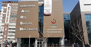 Urfa'da hastane içinde hastane açıldı
