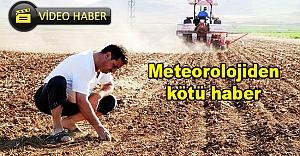Urfa'da kuraklık yaşanıyor