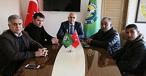 Urfaspor Yönetiminden flaş açıklama...