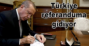 Ve Erdoğan onayladı!