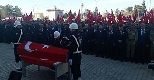Viranşehir Şehidi uğurlandı...