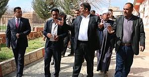 Başkan Ayhan, 6 mahalleye çıkarma yaptı