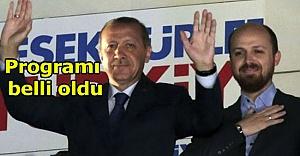 Erdoğan, Pazar günü Urfa'ya geliyor