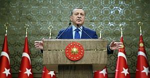 Erdoğan'dan 15 kanuna onay